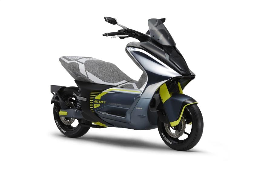 Yamaha: le (prime) novità di Tokyo