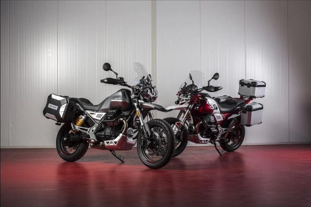 Come rendere più speciale una Moto Guzzi V85 TT
